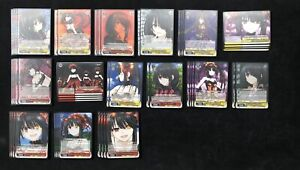 Weiss Schwarz | English Date A Live | Meta Red Yellow Kurumi Deck + Side