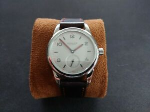 Nomos Watch Club 701 and 2 extra straps