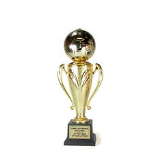 Soccer Ball Cup Award- Winner- Team- Achievement- Champion- Free Lettering