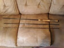 fly fishing rod, gold cup 8 weight, rod bag, rod case