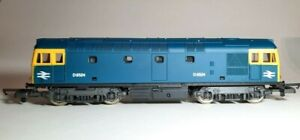 Lima Diesel Locomotive Model Railway OO BR Blue Class 33 BO-BO