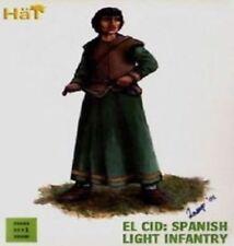 28mm 28002 EL CID: SPANISH LIGHT INFANTRY - HAT