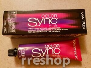 MATRIX COLOR SYNC VINLYS DEMI-PERMANENT: CHOOSE YOUR COLOR