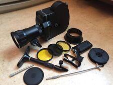 Сamera Krasnogorsk - 3..16mm Soviet Bayonet .lens...Kit...№ 8000929 1980г