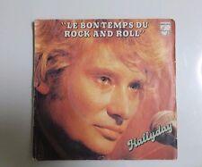 "Johnny Hallyday "" LE BON TEMPS DU ROCK AND ROLL"" EP PHILIPS RARE"