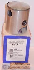 1978-1980 Maico MC GS 250cc ASSO piston assembly, Made in Italy 67.2mm bore 3827
