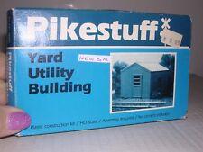PIKESTUFF ##0005  Yard Utitity Building Kit  H.O.Scale 1/87