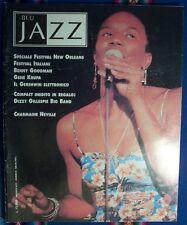 """Rivista """" Blu Jazz """" n. 9 - anno 2 - 1990"""