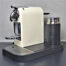 Nespresso EN165CWAR Citiz & Milk Weiß Kapselmaschine + Aeroccino - Milchschaum