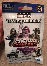 Kre-o Transformers Micro Changers Collection 2 Figure