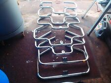 Harley DAVIDSON 2 Engine Guard Crash Bars Chrome Parts Lot  HD Crash BARS