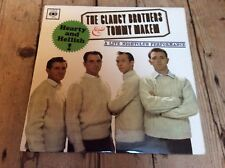 CLANCY BROTHERS AND TOMMY MAKEM Hearty And Hellish LP VINYL UK Cbs 1961 15
