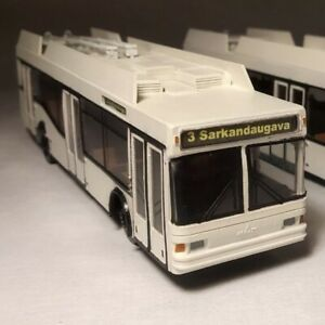 Maz-103 (Bus or Trolleybus) Russian BUS Scale Model 1/43 Rare