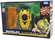 Beyblade Burst Takara Tomy B-124 Bey LauncherGrip Set Yellow MISB