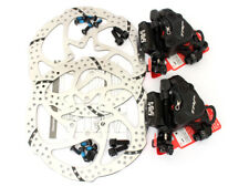 TRP HY/RD Post Mount Road Mechancial Disc Brake Set 160mm Rotor(Front+Rear)