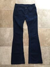 Piper Flare Jeans Sz 27 Blue (28x33) -D-