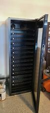 New listing Wine enthusiast 166 bottle wine cooler