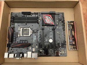 ASUS H170 Pro Gaming Skylake ATX DDR4 Motherboard