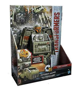 Hasbro Transformers 5 Spielzeug Actionsfigur Autobot Hound Figur Turbo Changer