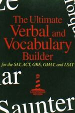 The Ultimate Verbal and Vocabulary Builder for the SAT