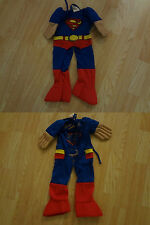 Superman M Dog Halloween Costume For Small Dogs