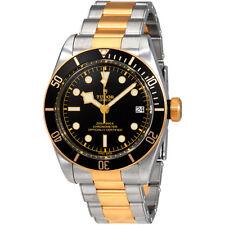 Tudor Heritage Automatic Black Dial Mens Watch 79733N-0002