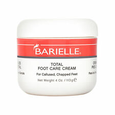 Barielle Total Foot Care Cream 113g/4oz (Jar) Brand New