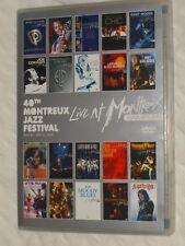 Live At Montreux Sampler (DVD, 2005)  Montreux Jazz Festival  Deep Purple