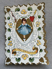 Antique/vintage Valentine's Card, Used