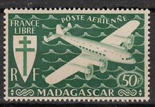 NOUVELLE CALEDONIE TIMBRE COLONIE FRANCE NEUF PA N° 51 **  SERIE LONDRE AVIATION