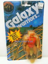 Galaxy Warriors Woolworths Lido ZODIAC Die Cast Action figure Sealed 1980s