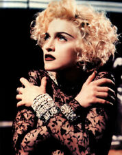 Madonna UNSIGNED photograph - L8674 - Vogue - NEW IMAGE!!!