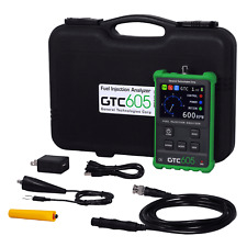 General Technologies Sheffield Research GTC 605 Fuel Injection Analyzer NEW!!