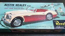 revell h-1217 Austin Healey 100 Six vintage model car kit part built parts