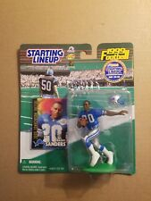 Starting Lineup Barry Sanders 1999 Convention Special Football Figure - New