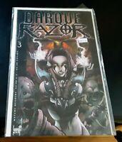 Darque Razor #3 London Night MATURE READERS High Grade Comic Book RM7-179