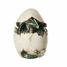 Dragon Hatchling Emerging From Egg with Led Light Collectible 6H *In Stock*