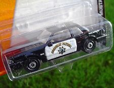 CALIFORNIA Highway Patrol CHiPs. 1993 Ford MUSTANG LX SSP.  MBX 2014 New SEALED