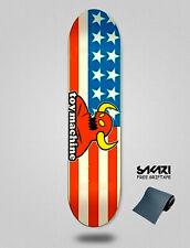 New listing Toy Machine Tm 7.87 American Monster Skateboard Skate Skateboard Deck