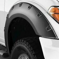 Bushwacker OE Style Matte Black Bumper Protector For 2017-2018 Ford Fusion