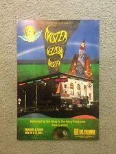 Ken Kesey Twister Fillmore Concert Poster Lsd F140 1994