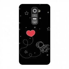 AMZER Snap On Case Space Love HARD Plastic Protector Case Phone Cover Accessory