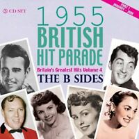 1955 BRITISH HIT PARADE-THE B SIDES PART 1  3 CD NEW!