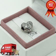 Pandora, Angelic Feathers, Heart, Love, Wings, Bracelet Charm 791751