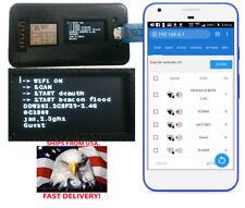 WiFi Jammer V4 Full Support Development Hacking Tool ESP8266 Module NODEMCU