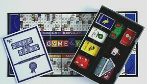 """Vintage """"Game of the Year"""" Board Game by Spears Games 1989 VGC Complete"""