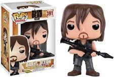 The Walking Dead - Daryl Rocket Launcher - Funko Pop! Televisi (2016, Toy NUEVO)