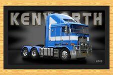KENWORTH K108 TRUCK CAB OVER BAR RUNNER BAR MAT