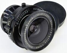 Schneider Super Angulon 90mm f8 + PRONTOR PRO 01S