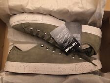 Converse Men's CTAS OX Medium Olive Low Top Unisex Size 10 160293C